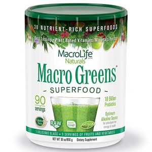 macro green superfood