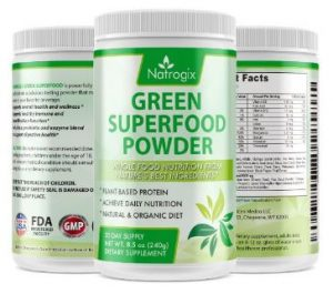 natrogrix green superfood