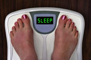 sleep deprivation causes weight gain